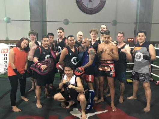 Muay Thai Gang