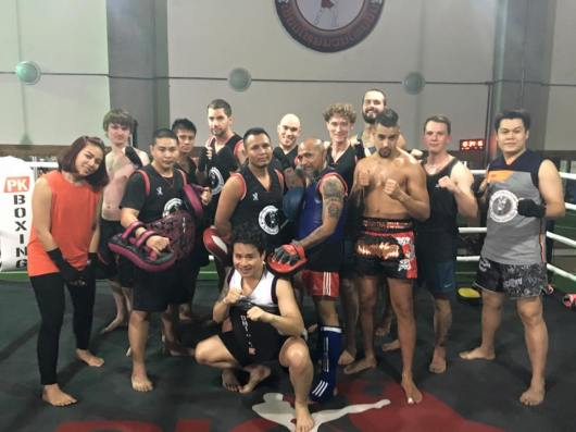 Muay Thai Gang