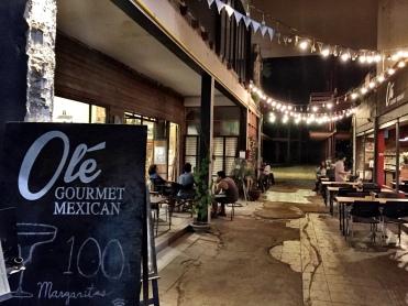 Ole Gourmet Mexican (Thai/Mexican Fusion)