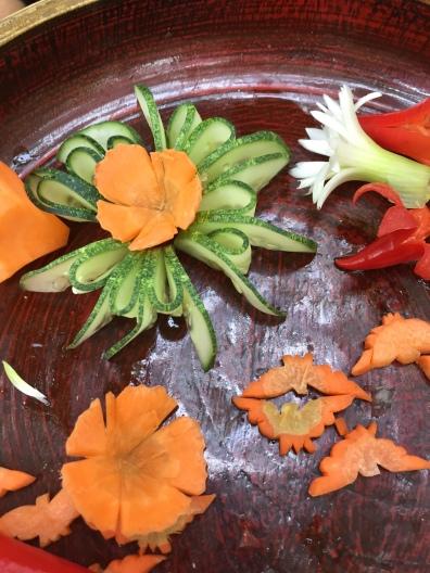 veggie carving
