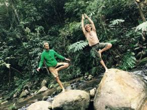 Yoga with Oleksii