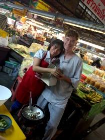 Yuppin at the Market