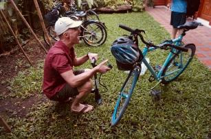 Cycle prep