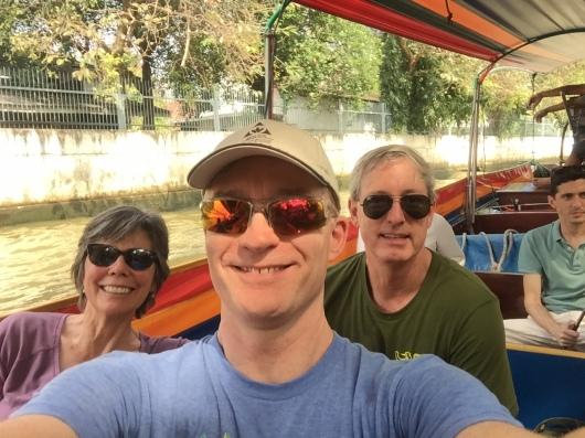 Longboat Canal ride