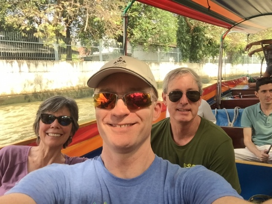 Longboat Canal ride
