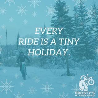 Jasper Park, AB - Frosty's Fat Bike Weekend